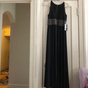 Brand new never worn women evening dress size 10